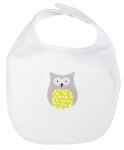 Yellow Owl_bib